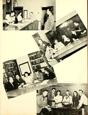 Page 17, 1952 Edition, Whittier Junior High School - Greenleaf Yearbook (Lincoln, NE) online yearbook collection