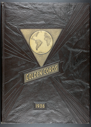Page 1, 1936 Edition, Union College - Golden Cords Yearbook (Lincoln, NE) online yearbook collection