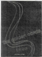 Union College - Golden Cords Yearbook (Lincoln, NE) online yearbook collection, 1955 Edition, Page 1