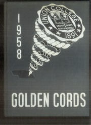 Union College - Golden Cords Yearbook (Lincoln, NE) online yearbook collection, 1958 Edition, Page 1