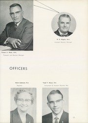 Page 17, 1958 Edition, Union College - Golden Cords Yearbook (Lincoln, NE) online yearbook collection