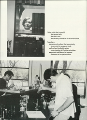 Page 11, 1968 Edition, Union College - Golden Cords Yearbook (Lincoln, NE) online yearbook collection