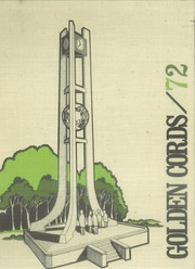 1972 Edition, Union College - Golden Cords Yearbook (Lincoln, NE)