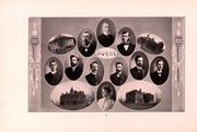 Page 8, 1905 Edition, Doane College - Tiger Yearbook (Crete, NE) online yearbook collection