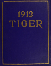 1912 Edition, Doane College - Tiger Yearbook (Crete, NE)