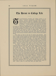 Page 16, 1912 Edition, Doane College - Tiger Yearbook (Crete, NE) online yearbook collection