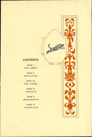 Page 11, 1929 Edition, Doane College - Tiger Yearbook (Crete, NE) online yearbook collection