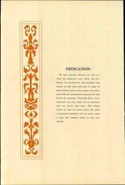 Page 12, 1929 Edition, Doane College - Tiger Yearbook (Crete, NE) online yearbook collection