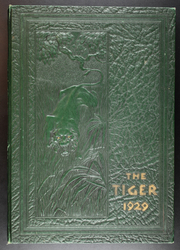 1930 Edition, Doane College - Tiger Yearbook (Crete, NE)