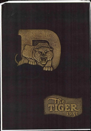 1931 Edition, Doane College - Tiger Yearbook (Crete, NE)