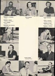 Page 14, 1952 Edition, Doane College - Tiger Yearbook (Crete, NE) online yearbook collection