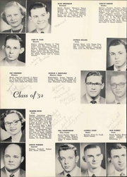 Page 16, 1952 Edition, Doane College - Tiger Yearbook (Crete, NE) online yearbook collection