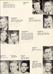 Page 17, 1952 Edition, Doane College - Tiger Yearbook (Crete, NE) online yearbook collection