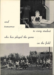 Page 6, 1952 Edition, Doane College - Tiger Yearbook (Crete, NE) online yearbook collection