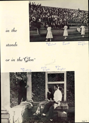 Page 7, 1952 Edition, Doane College - Tiger Yearbook (Crete, NE) online yearbook collection
