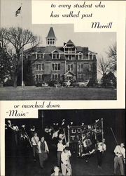 Page 8, 1952 Edition, Doane College - Tiger Yearbook (Crete, NE) online yearbook collection
