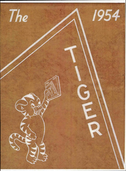 1954 Edition, Doane College - Tiger Yearbook (Crete, NE)