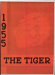 1955 Edition, Doane College - Tiger Yearbook (Crete, NE)