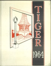 1964 Edition, Doane College - Tiger Yearbook (Crete, NE)