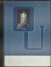 University of Omaha - Tomahawk / Gateway Yearbook (Omaha, NE) online yearbook collection, 1939 Edition, Page 1