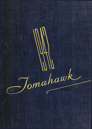 1942 Edition, University of Omaha - Tomahawk Yearbook (Omaha, NE)