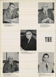Page 16, 1956 Edition, University of Omaha - Tomahawk Yearbook (Omaha, NE) online yearbook collection