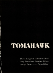 Page 3, 1956 Edition, University of Omaha - Tomahawk Yearbook (Omaha, NE) online yearbook collection