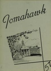 1957 Edition, University of Omaha - Tomahawk Yearbook (Omaha, NE)