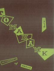 1958 Edition, University of Omaha - Tomahawk Yearbook (Omaha, NE)