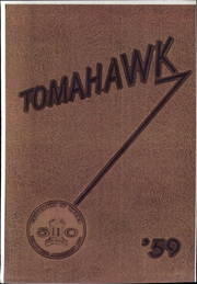 1959 Edition, University of Omaha - Tomahawk Yearbook (Omaha, NE)