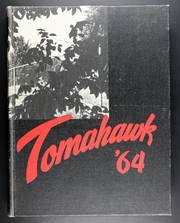 1964 Edition, University of Omaha - Tomahawk Yearbook (Omaha, NE)