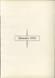 Page 9, 1930 Edition, Grand Island College - Islander Yearbook (Grand Island, NE) online yearbook collection