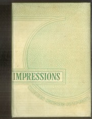 1954 Edition, University of Nebraska College of Dentistry - Impressions Yearbook (Lincoln, NE)