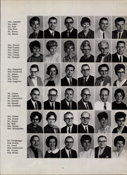 Page 9, 1966 Edition, Valley View Junior High School - Octagon Yearbook (Omaha, NE) online yearbook collection