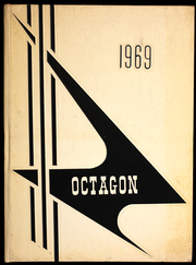 1969 Edition, Valley View Junior High School - Octagon Yearbook (Omaha, NE)