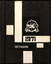 1971 Edition, Valley View Junior High School - Octagon Yearbook (Omaha, NE)