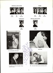 Page 10, 1971 Edition, Valley View Junior High School - Octagon Yearbook (Omaha, NE) online yearbook collection