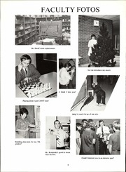 Page 12, 1971 Edition, Valley View Junior High School - Octagon Yearbook (Omaha, NE) online yearbook collection