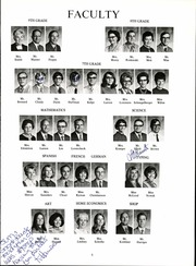 Page 9, 1971 Edition, Valley View Junior High School - Octagon Yearbook (Omaha, NE) online yearbook collection