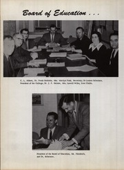 Page 12, 1959 Edition, Western Nebraska Community College - Cougar Yearbook (Scottsbluff, NE) online yearbook collection