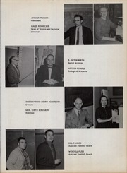 Page 15, 1959 Edition, Western Nebraska Community College - Cougar Yearbook (Scottsbluff, NE) online yearbook collection