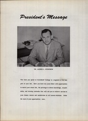 Page 8, 1959 Edition, Western Nebraska Community College - Cougar Yearbook (Scottsbluff, NE) online yearbook collection