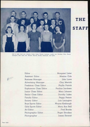 Page 14, 1942 Edition, Chadron State College - Anokasan Yearbook (Chadron, NE) online yearbook collection