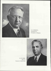 Page 12, 1937 Edition, Nebraska School of Agriculture - Curtis Aggie Yearbook (Curtis, NE) online yearbook collection