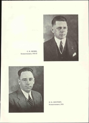 Page 13, 1937 Edition, Nebraska School of Agriculture - Curtis Aggie Yearbook (Curtis, NE) online yearbook collection