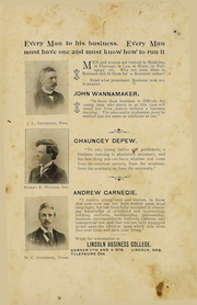 Page 3, 1897 Edition, University of Nebraska College of Law - Yearbook (Lincoln, NE) online yearbook collection