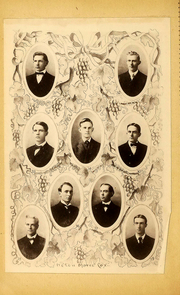 Page 17, 1904 Edition, University of Nebraska College of Law - Yearbook (Lincoln, NE) online yearbook collection