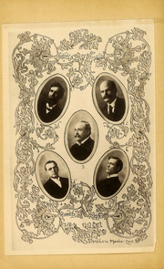 Page 8, 1904 Edition, University of Nebraska College of Law - Yearbook (Lincoln, NE) online yearbook collection