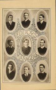 Page 13, 1906 Edition, University of Nebraska College of Law - Yearbook (Lincoln, NE) online yearbook collection