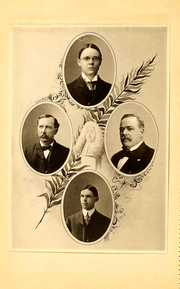 Page 9, 1906 Edition, University of Nebraska College of Law - Yearbook (Lincoln, NE) online yearbook collection